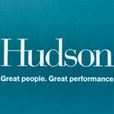 Hudson Recruitment logo