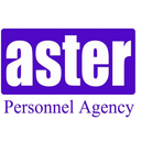Aster Personnel Agency logo