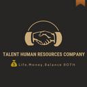 TALENT HUMAN RESOURCES COMPANY logo