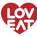 Saffron - LOVEAT logo