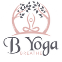 B Yoga logo