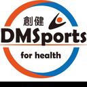 DM Sports For Health logo