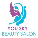 you sky beauty salon logo