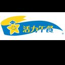 活力午餐 logo