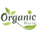Organic world skincare logo