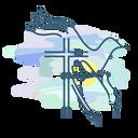 路德會沐恩堂 logo