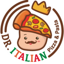 Dr. Italian pizza & pasta logo
