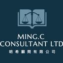 明希顧問有限公司 logo