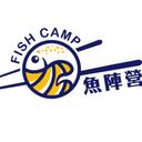 Fish Camp 魚陣營 logo