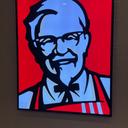 KFC 禾峯 logo