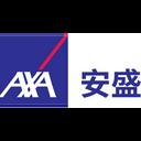 AXA安盛 logo