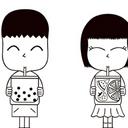 卓茶 logo