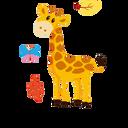 Giraffe Art Center logo