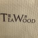 茶木康怡 logo