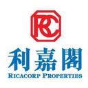 利嘉閣地產有限公司 Ricacorp logo