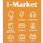 I market logo