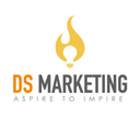 DS Marketing logo