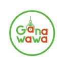 「GANAWAWA能動城堡」 logo