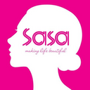 莎莎化粧品有限公司 logo