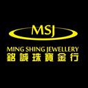 銘誠珠寶 logo