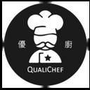Quali Chef 優廚食品 logo