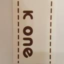 K ONE logo