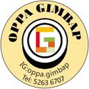 Oppa gimbap logo