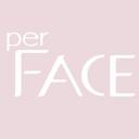 perFACE (上 市 醫 美 集 團) logo