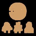 犇羴鱻 logo