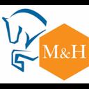 萬駿物流有限公司 logo