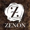 Zenon cafe logo