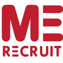 ME Recruit logo