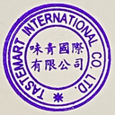TasteMart International Co. Ltd. 味青國際有限公司 logo