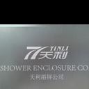 天利浴屏 logo
