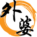 英華餐飲公司 logo