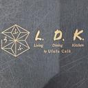 LDK.ufufu cafe logo