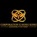 CORPORATION X HONG KONG logo